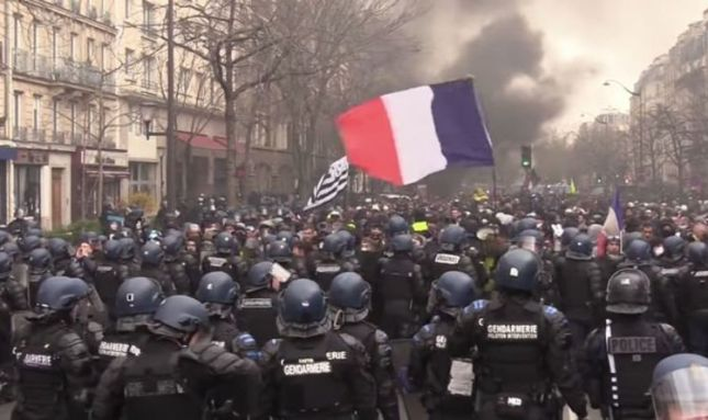 Covid Vaccine protests and rallies against Covid Vaccine restrictions and mandates continue in France, Germany, Italy and the UK. ROTTER News