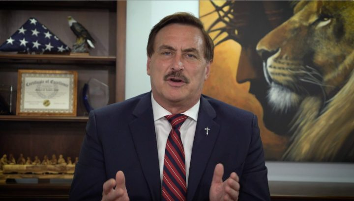 McAfee's dead man's switch and Mike Lindell's cyber symposium.