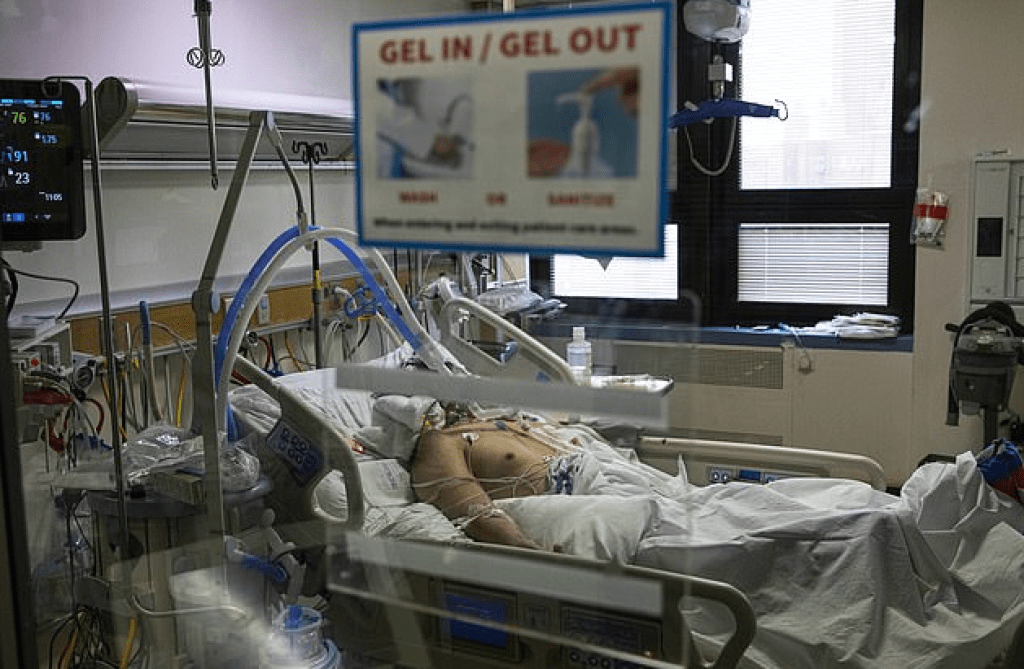 ventilators killing unvaccinated patients