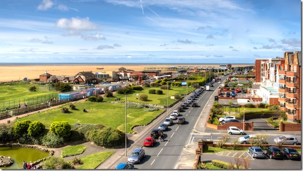 st annes from the air