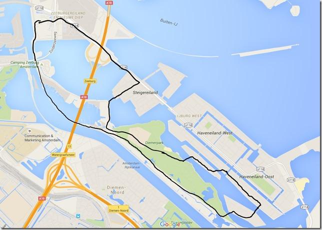 wander around amsterdam - stephs area
