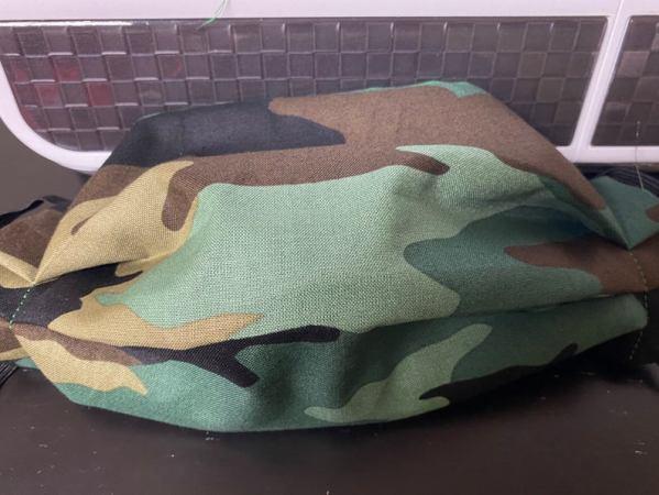 Camouflage Face Mask