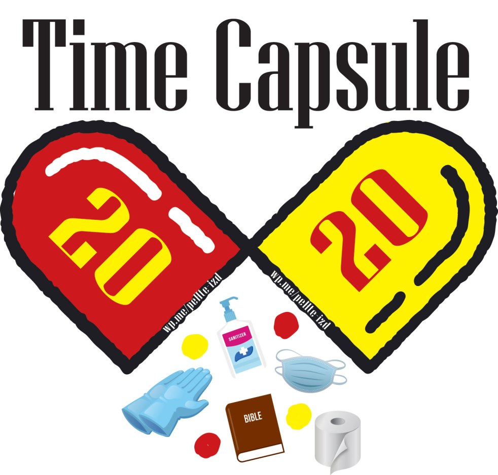 Time Capsule 2020 includes a Face Mask