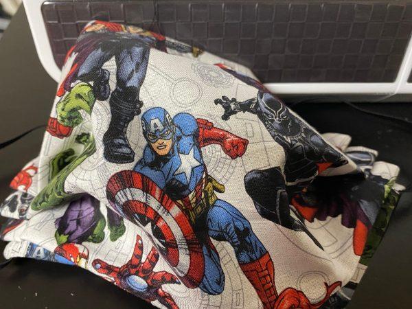 Avengers Unite Face Mask #Avengers