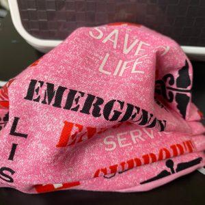 Pink Nurses Face Mask #Nursing
