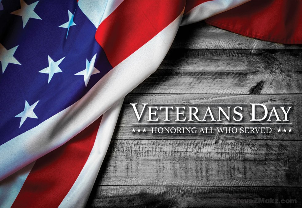 Happy Veterans Day - SteveZ MaskZ would like to thank all of the many men and women who have served to protect us and keep our freedoms a Happy and Safe Veterans Day. #VeteransDay #SteveZMaskZ
