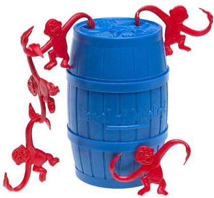 Monkeys in a Barrel as an Ear Saver - People are using Monkeys in a barrel as an ear saver. #Monkeys (Barrel of Monkeys)