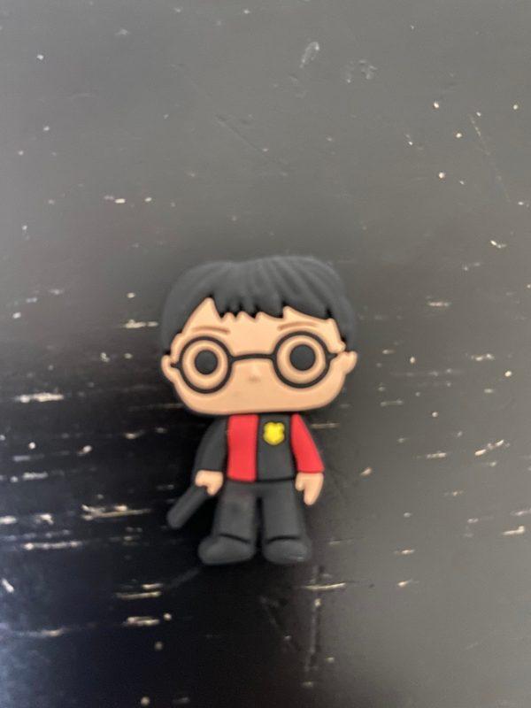 Harry Potter Magnet - A magnet with Harry Potter on it. #HarryPotter #Magnet