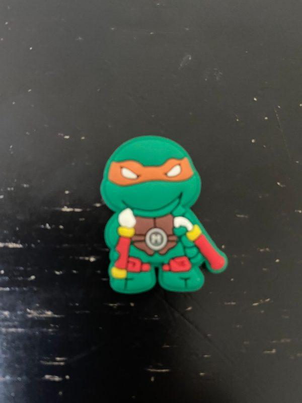 Michelangelo Magnet - A magnet with Michelangelo from the Teenage Mutant Ninja Turtles. #Magnet #Michelangelo