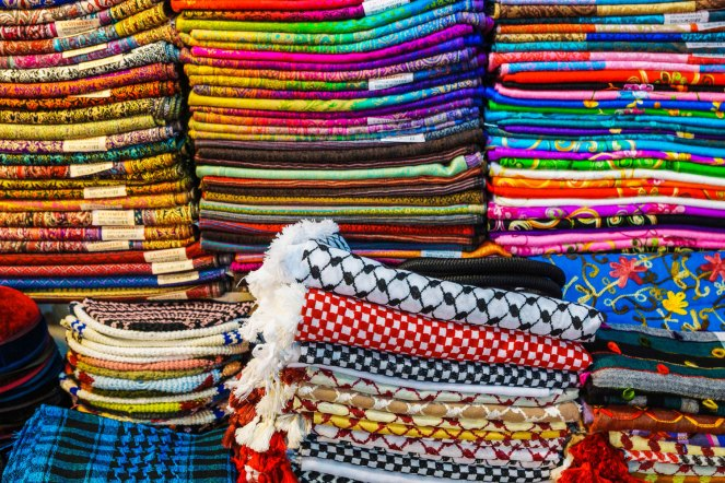 Where to Buy Cotton Fabric - In this blog post, I share where you can find and buy cotton fabric for your sewing and quilting needs. #CottonFabric