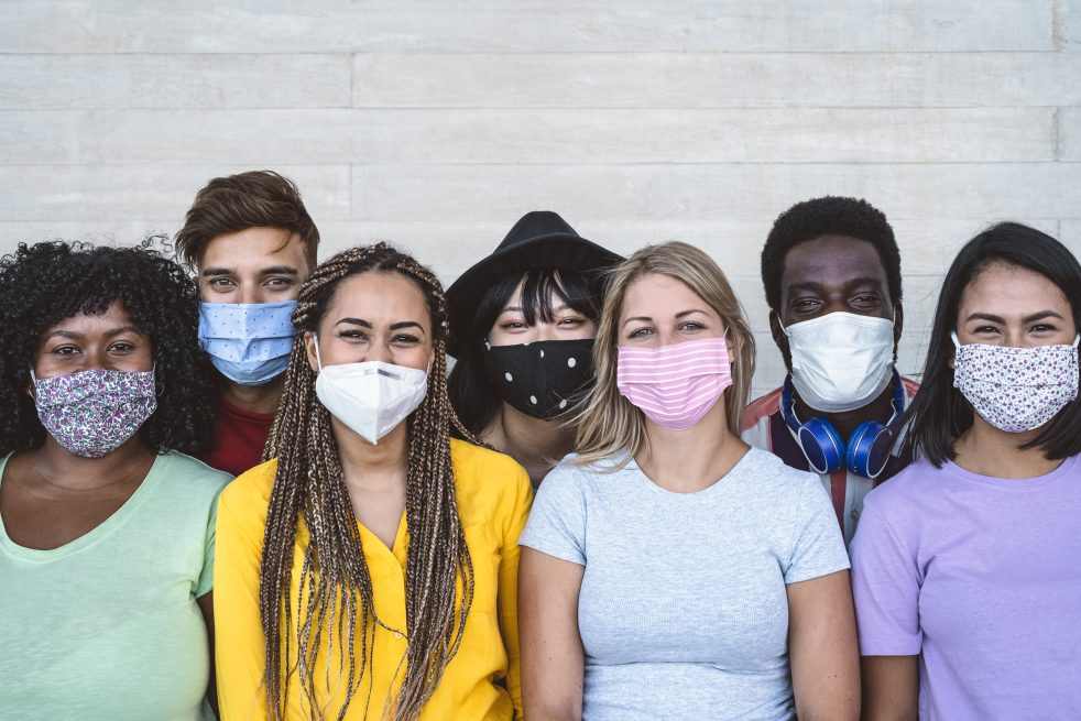 What is maskne and how do you treat it? Wearing masks that cover the lower portion of the face has led to an uptick in instances of acne. (Mask Acne) #Maskne #Acne #MaskAcne