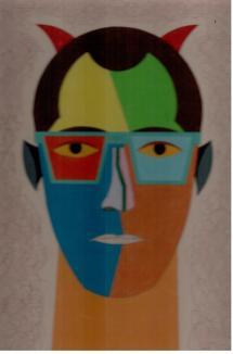 Dada Self Portrait