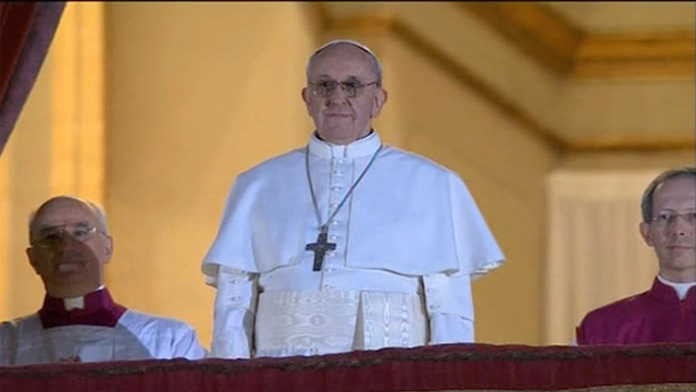 First Impressions of Pope Francis?