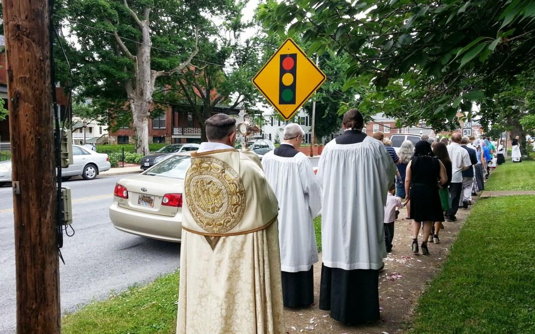 Corpus Christi – Acting Like We Believe It