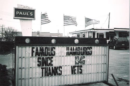 Paul's Drive In, Milford, Conn. (1)