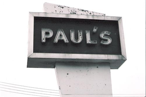 Paul's Drive In, Milford, Conn.