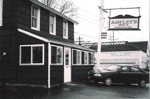 Rawley's Drive In, Fairfield, Conn.