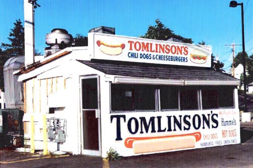 Tomlinson's in Bridgeport, Conn. (1)