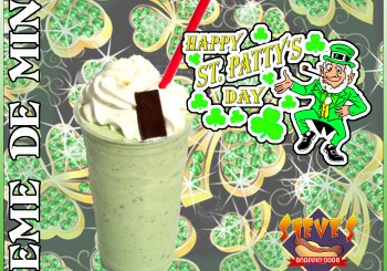 Saint Patty's Shake