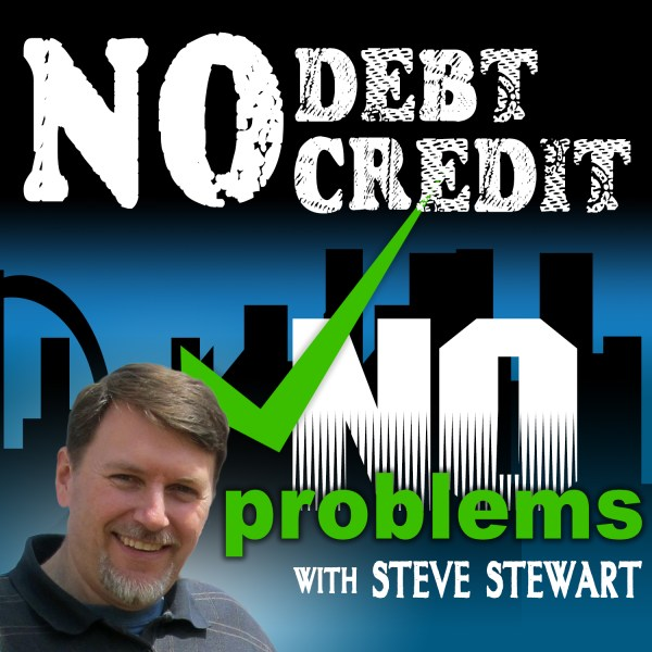 No Debt, No Credit, No Problems podcast artwork