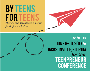 Conference for Teenagers - Teenpreneur