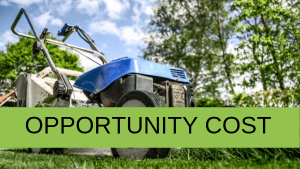 opportunity cost of outsourcing(1)