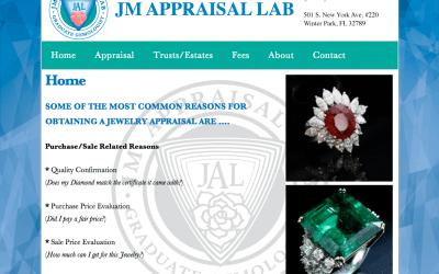 JM Appraisal Lab