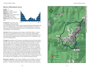 9 - Mores Mountain Loop