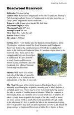 Deadwood-Reservoir