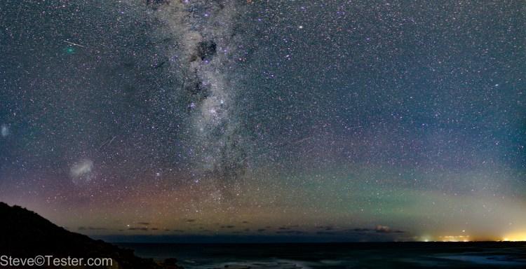 Rye 2016 MilkyWay Panorama