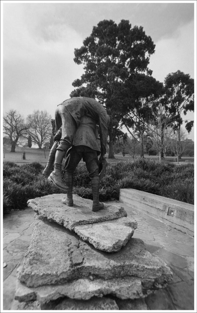Cobbers memorial