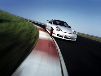 2005 GT3 RS Promo Shots