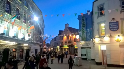 Galway at Night
