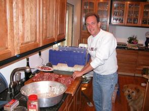 John Timmins, Guest Chili Cook