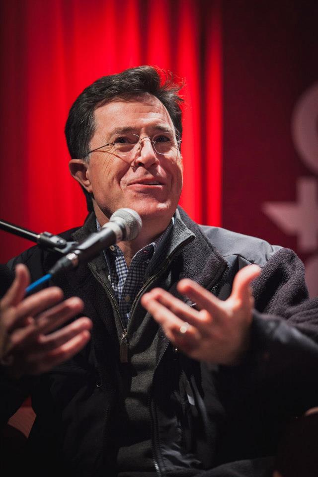 Colbert 'fest