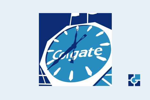Jersey City Colgate Clock Icon