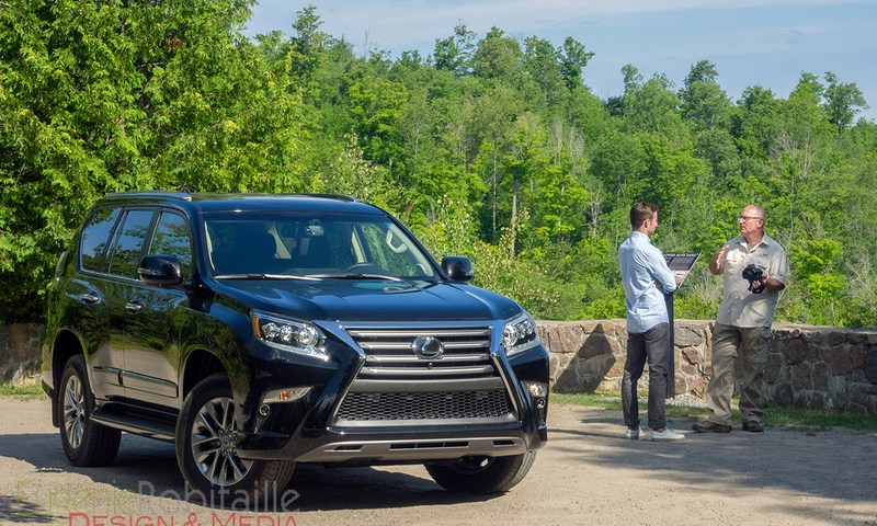 Lexus Driven to discover – Getting Closer to Nature With Patrick Langlois Thanks to Lexus Canada