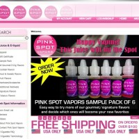 Pink Spot Vapors Vendor Review