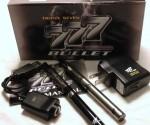 777 bullet starter kit review box image