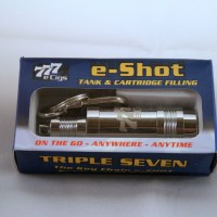 777 e-shot e-Liquid Dispensing Keychain