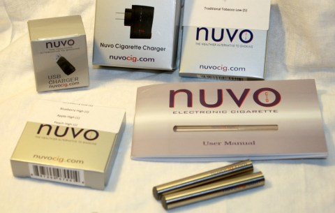 nuvo cig review title image