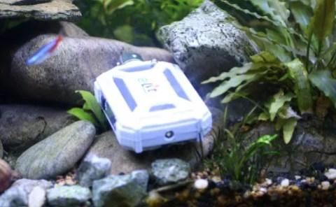 e-lvt review underwater