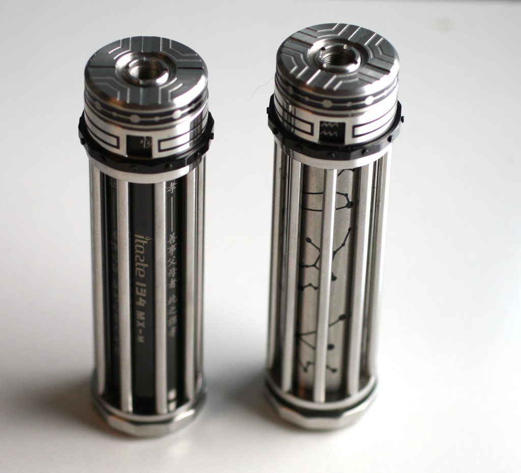 Innokin's First Mech Mod iTaste 134 MX-Z (Zodiac) Hands-on