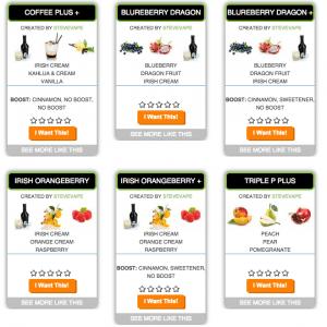 Buy Ron's e-liquid!