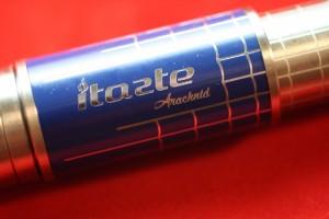 Innokin iTaste Arachnid logo closeup image