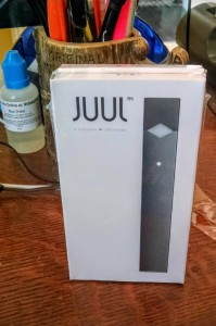 pax JUUL review box image