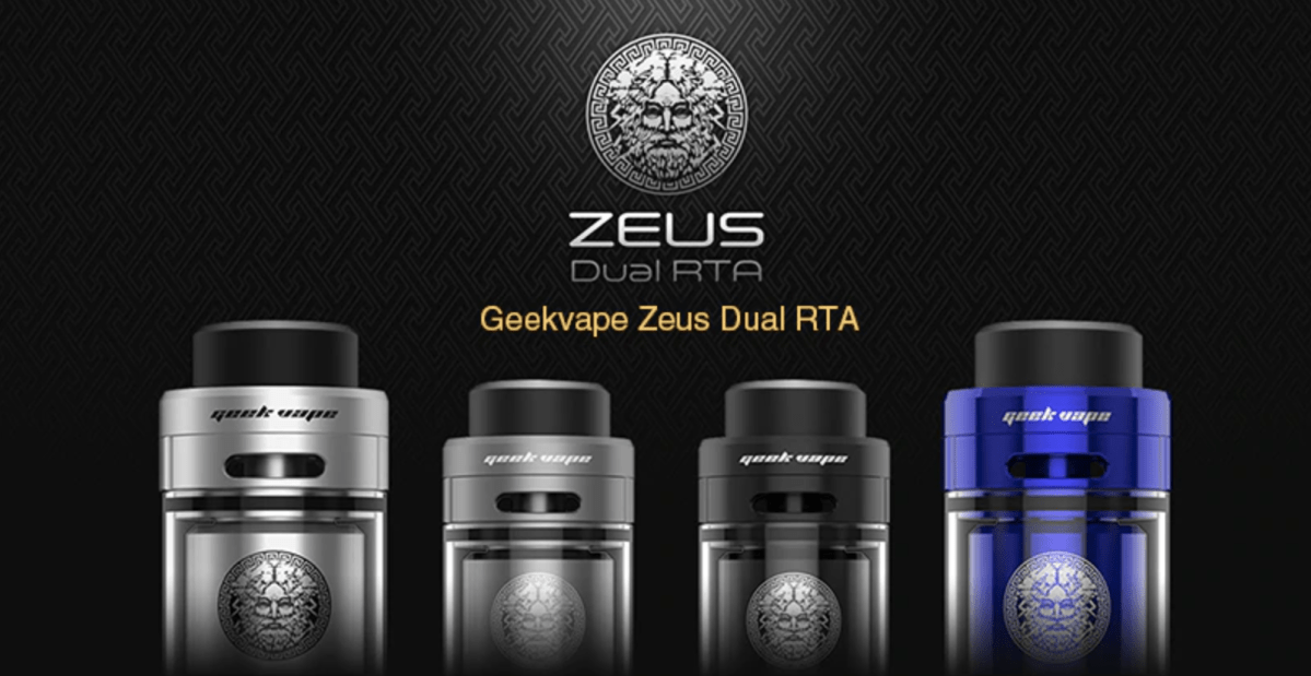 Tank of the Gods: Geekvape Zeus Dual RTA [Review]