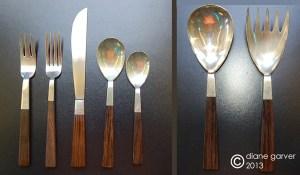 adolph tischler ADRA silverware