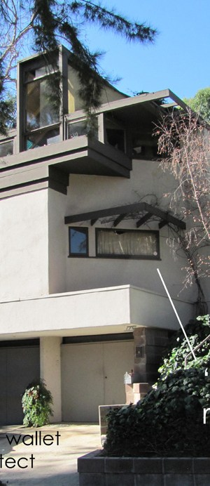 rm rudolph schindler tischler house front from north steve wallet architect