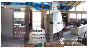 rm rudolph schindler tischler house kitchen-living montage steve wallet architect